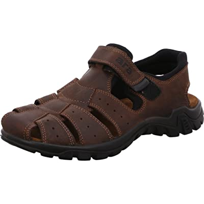 0b2235f84d62 ara 11-11901-02 Leon - Sandalias de vestir de Piel para hombre marrón