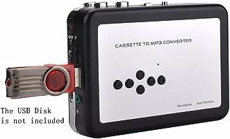 Conversor E Leitor Fita Cassete K7 Para Mp3 Usb Pen Drive
