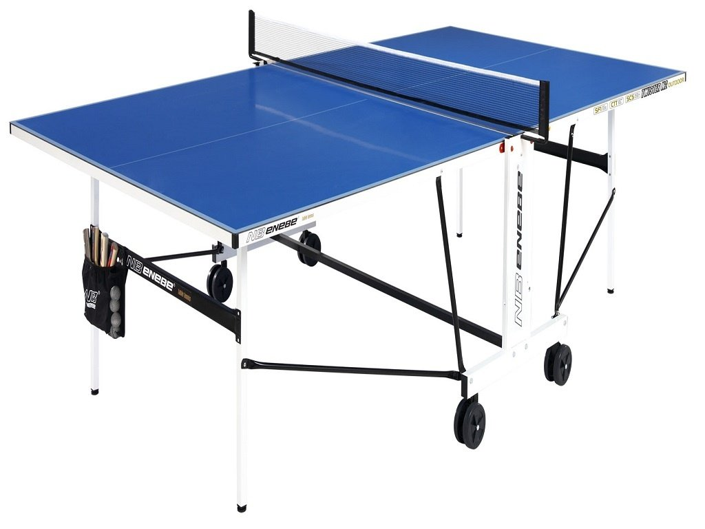 Enebe 2665403031 - Mesa Ping Pong Twister x2 700: Amazon.es ...