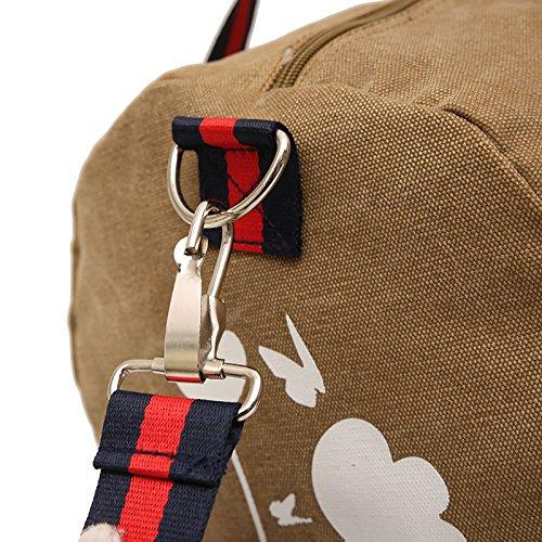 bag duffel iEnjoy training or bag light brown qtUAF