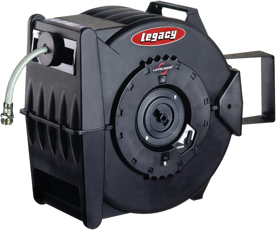 Legacy Levelwind Retractable Potable Water Hose Free Shipping New Reel x in. 2 Popular popular 1
