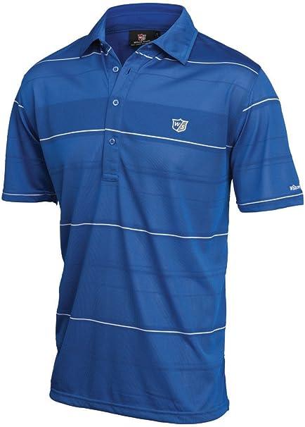 Wilson Staff Golf Performance - Polo de Golf para Hombre, tamaño L ...