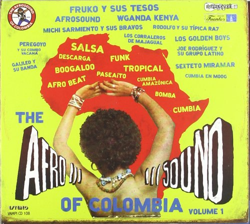 The Afrosound Of Colombia, Vol. 1