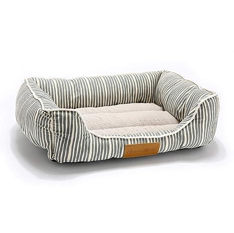 CHENYAJUAN Perro Sofa Cama Pet para Productos Pequeños, Medianos, Grandes Perros Gatos Invierno Perro