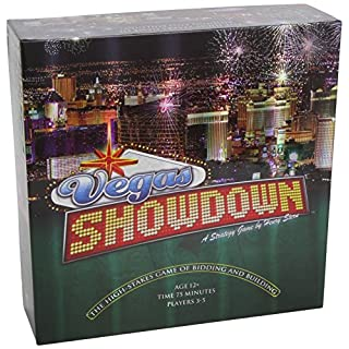 Avalon Hill Vegas Showdown Board Game