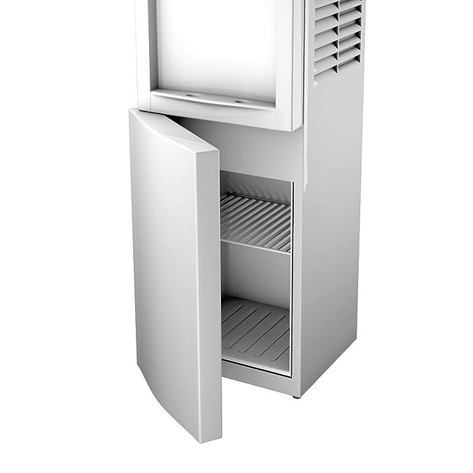 Independiente caliente y fría dispensador de agua potable hwbap1052b por Honeywell - Depósito de acero inoxidable - Tecnología Avanzada de antibacteriano ...