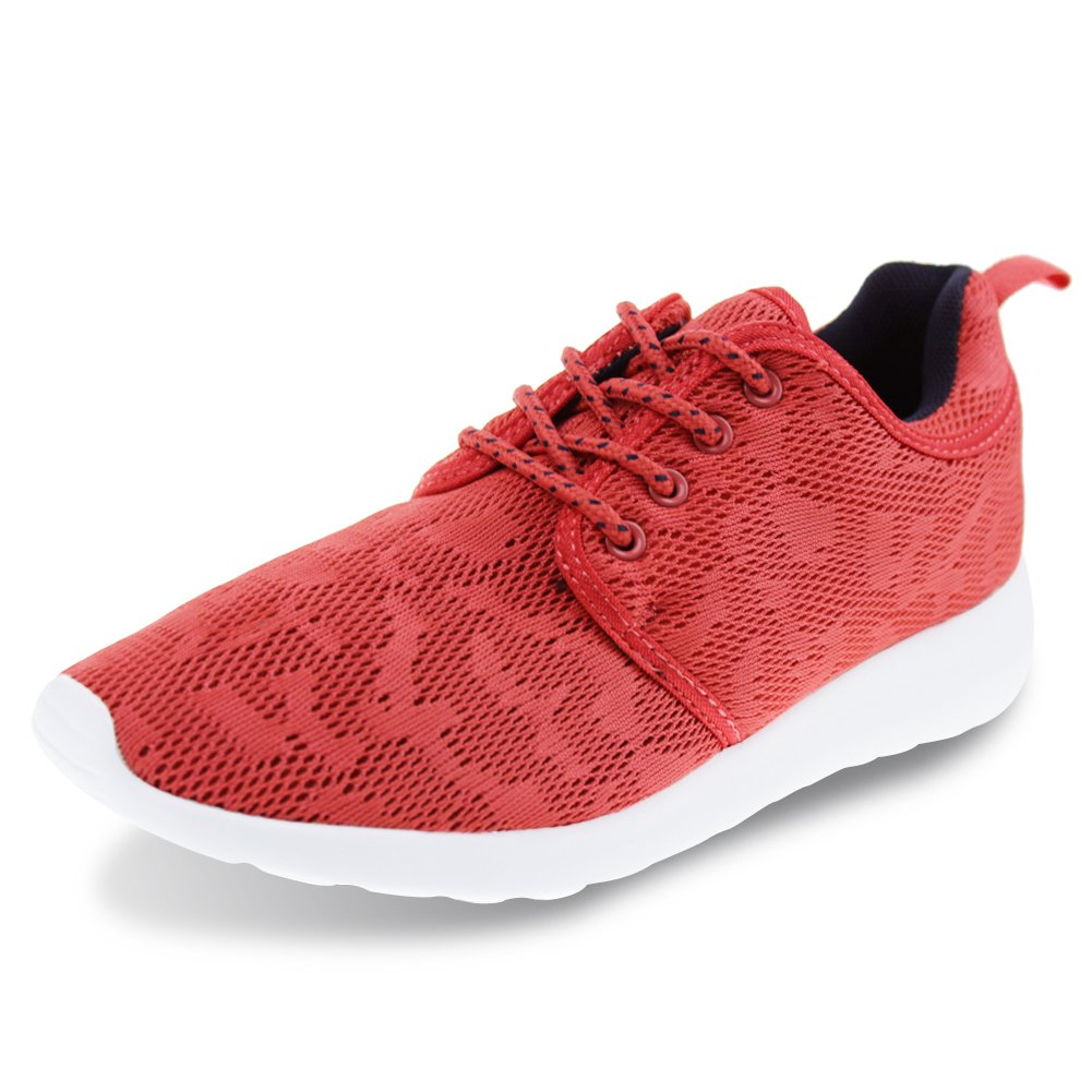 Hawkwell Women's Light Weight Sport Fashion Sneaker B01KQ4616G 7 B(M) US|1576-coral