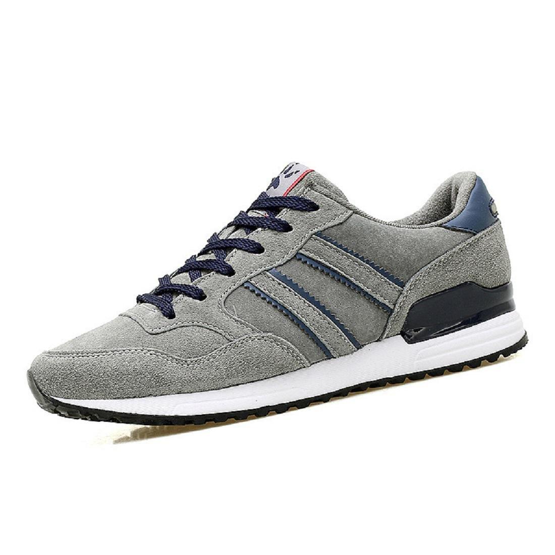 Herren Sportschuhe Atmungsaktiv Flache Schuhe Segeltuchschuhe Freizeit Laufschuhe Lässige Schuhe EUR GRÖSSE 39-44 , blue , 44