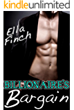 Billionaire's Bargain: A Bad Boy Alpha Male Romance