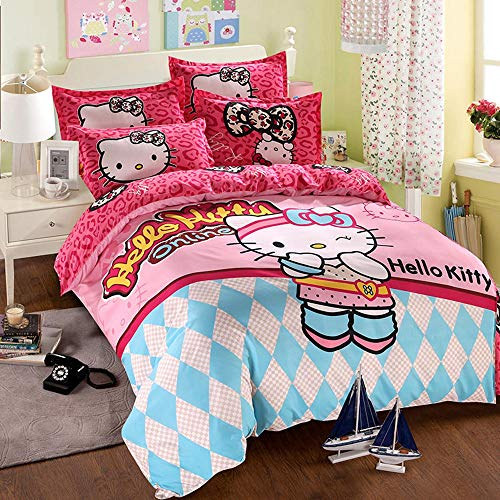 cutest Hello Kitty bedding