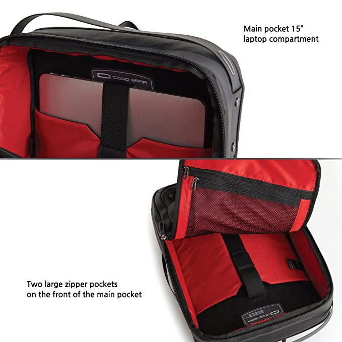 Business Computer Laptop Backpack