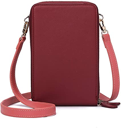 Brenice Crossbody Bag, Bolsas de Mensajero del Bolso del