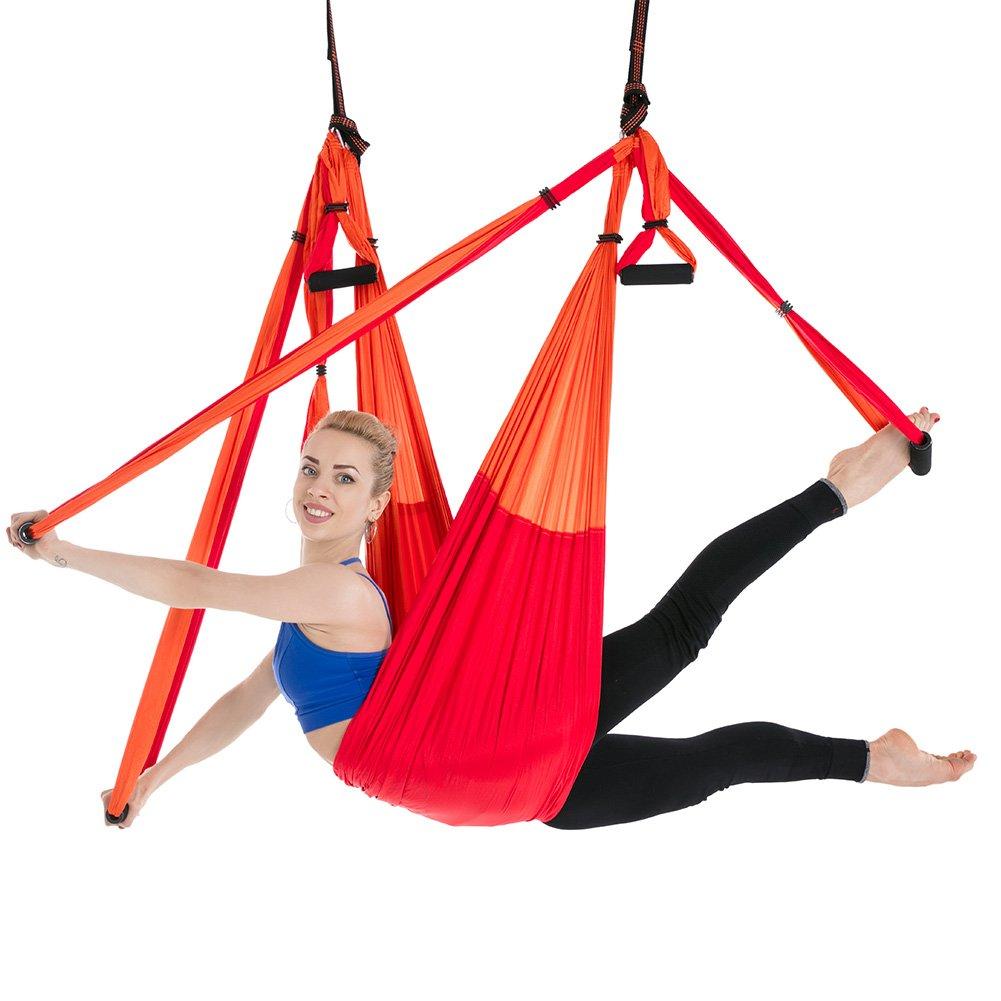ParaCity fuerte Antigravity yoga hamaca Inversión ...