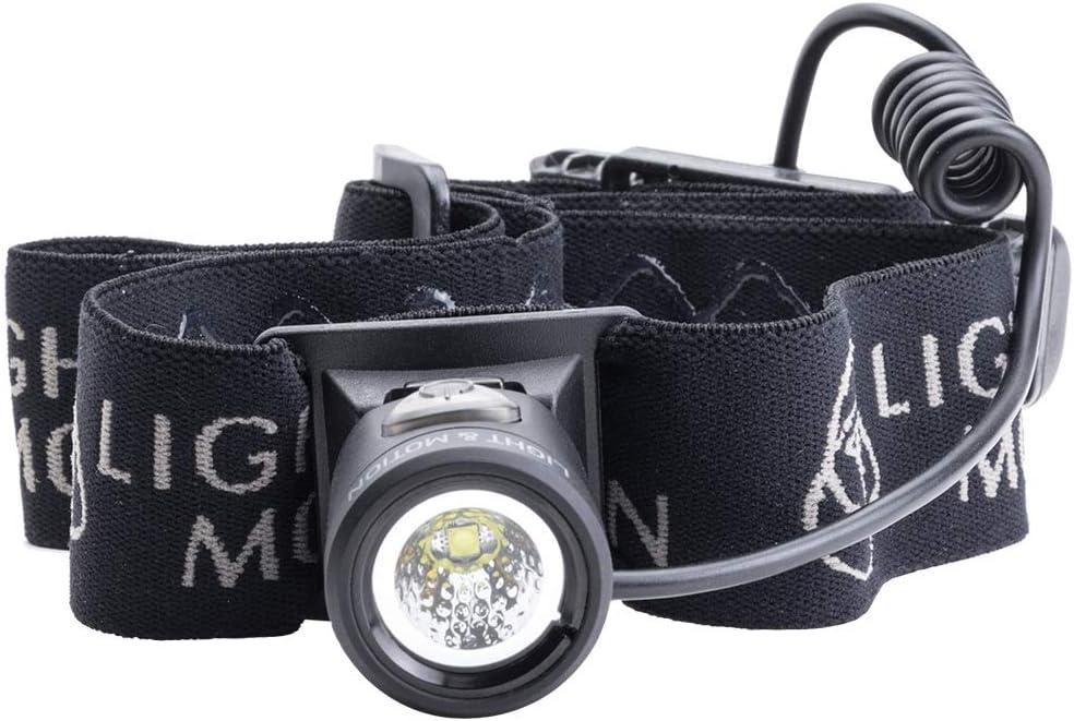 Vis Pro Adventure Helmet and Head Strap Performance Light