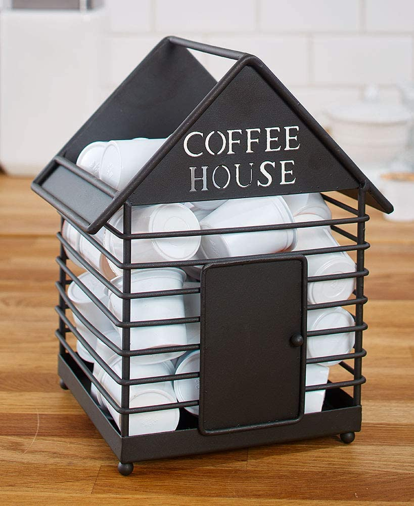 Declutter Your countertop with This Coffee House Keeper (Coffee House)