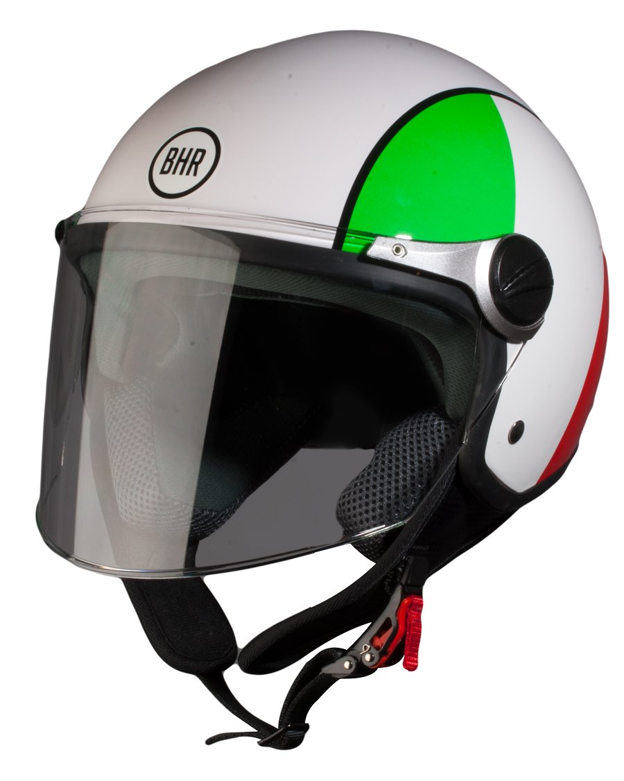 BHR 93815, Casco de Moto, color Italia, talla 57/58 (M ) 93811