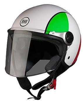 BHR 93815, Casco de Moto, color Italia, talla 59/60 (L