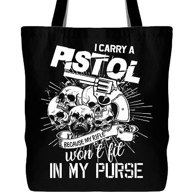 Amazon.com: Bolsa de pistola con correa de hombro larga, mi ...