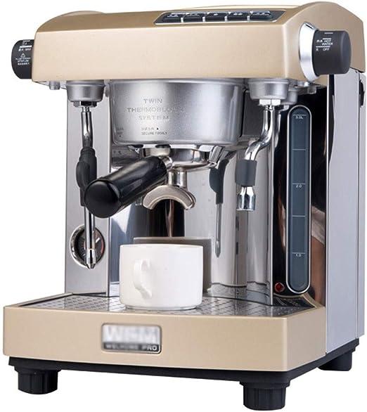 Cafetera De Oficina Semiautomática Doble Bomba, Sistema De ...