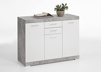 Kommode flur modern  Dreams4Home Kommode 'Betty II' - Garderobenschrank, Schrank, Kommode ...