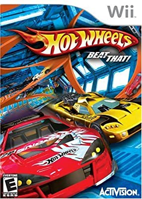 Hot Wheels Beat That - Nintendo Wii
