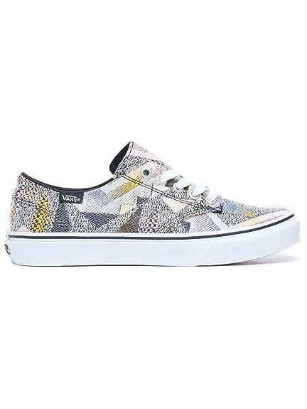 2bd34eae1a Vans Sneakers Women Geo Knit Camden Stripe Sneakers Women  Amazon.co.uk   Shoes   Bags