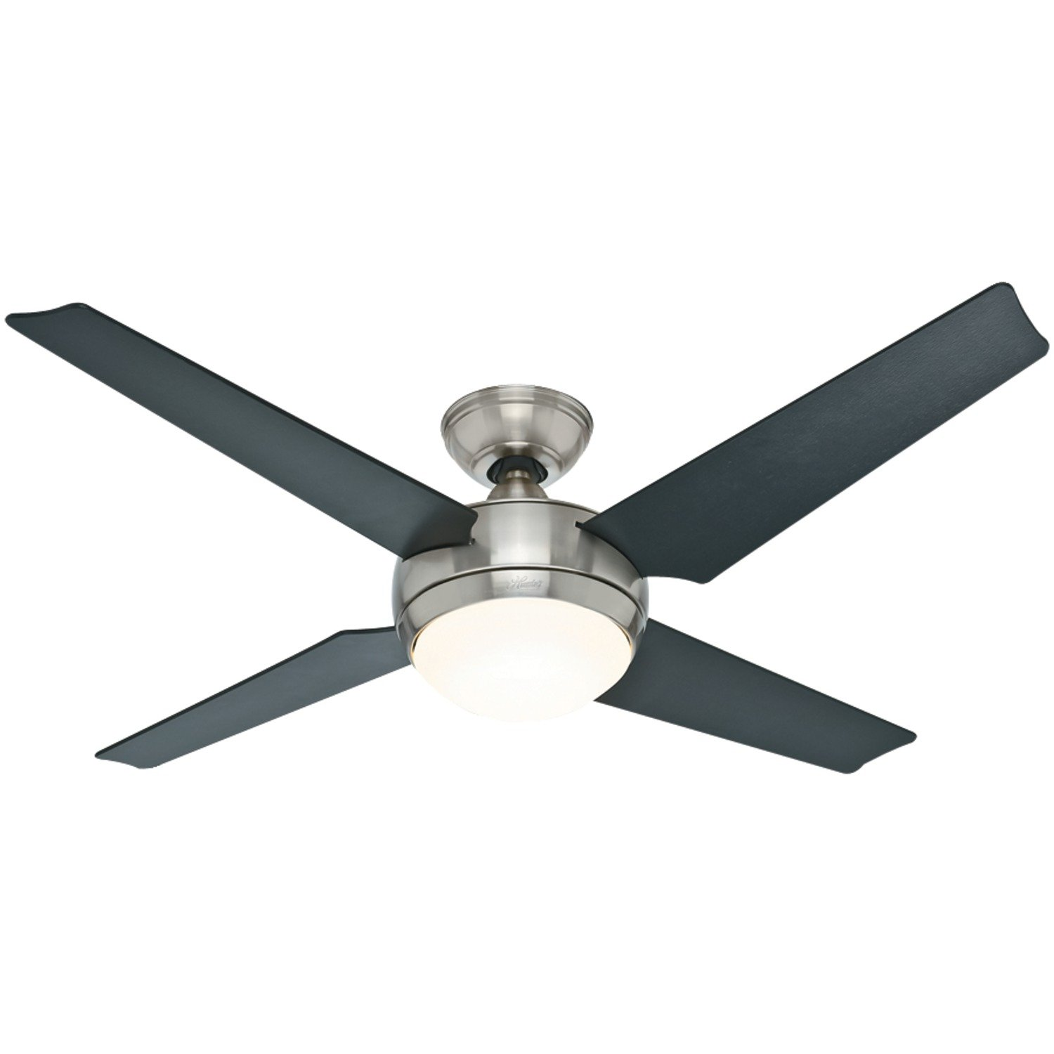 61e4%2BGGqB%2BL._SL1500_ hunter 59072 sonic 52 inch brushed nickel ceiling fan with four  at suagrazia.org