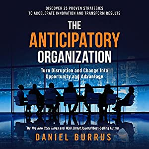 The Anticipatory Organization Audiobook