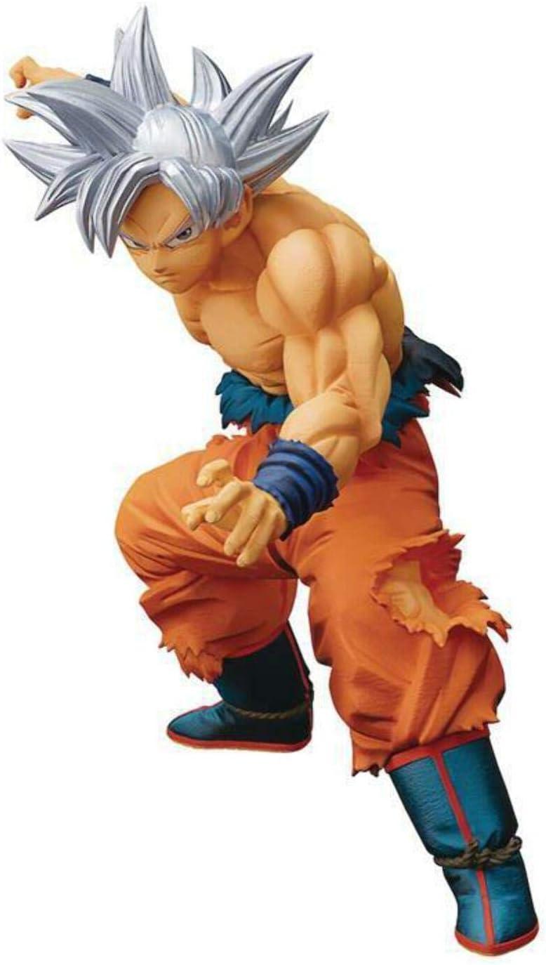 DRAGON BALL SUPER Son Goku Ultra Instinct Migatte Banpresto Vegeta Gohan Trunks