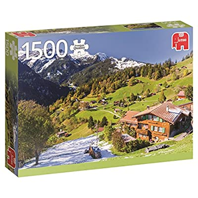 Jumbo 618587 Puzzle Bernese Oberland Svizzera