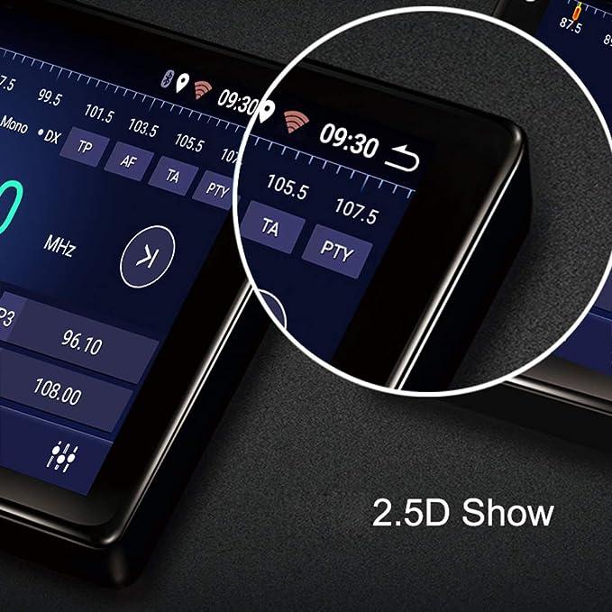 Dr.Lefran Navegación GPS para automóvil, 9 Pulgadas 2.5D IPS ...