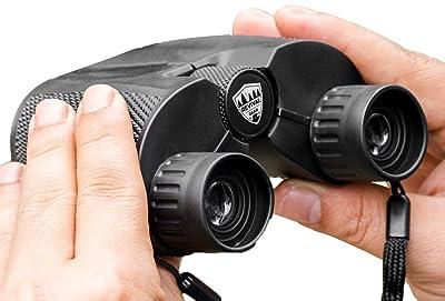 Compact Binoculars : Best 12X25 Mini Binocular
