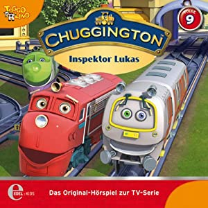 Inspektor Lukas (Chuggington 9) Hörspiel