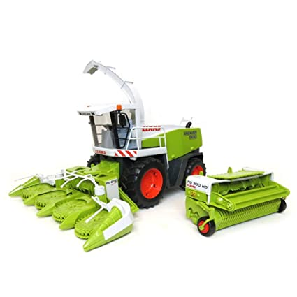 Buy 1/16 Claas Jaguar 900 Forage Harvester with Both Heads