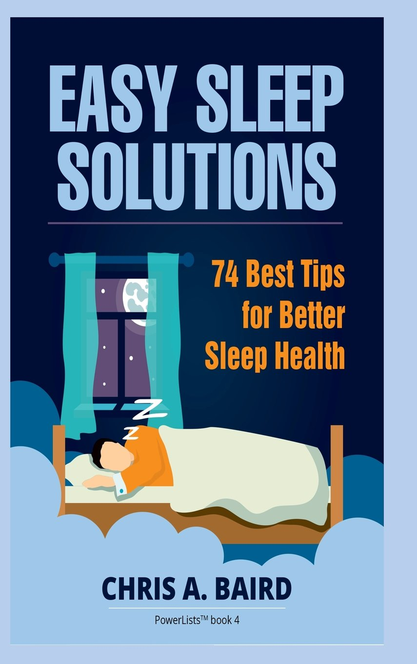 Easy Sleep Solutions Deprivation Without product image