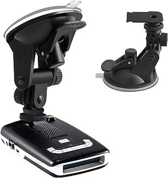 MAX360 Max II Not for MAX360C Cradle Radar Max 2 MvToe Windshield /& Dashboard Radar Detector Suction Cup Mount Holder for Escort MAX
