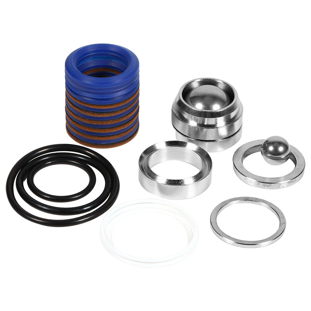 Seal Ring,Good Aftermarket Airless Spray Pump Accessories Repair Kit for 390 695 795 1095 3900 5900 7900(249123)