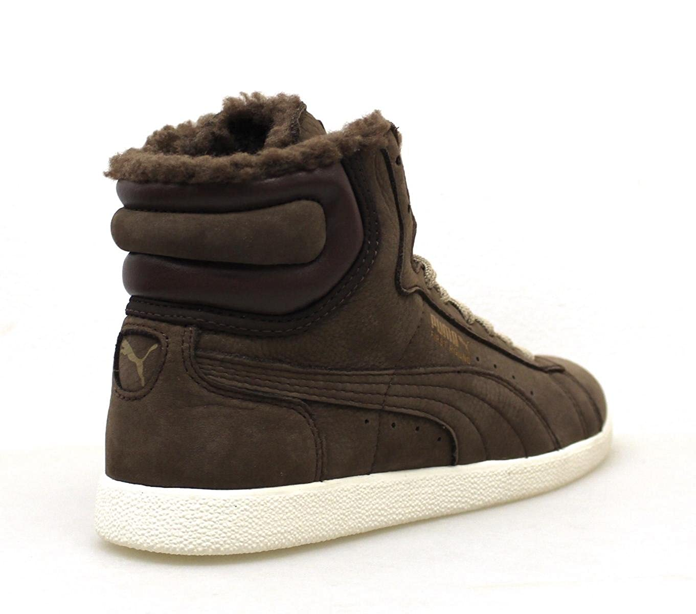 Puma First Round Worker WN's 350880 11 Damen Winter High Top Sneaker Gefüttert
