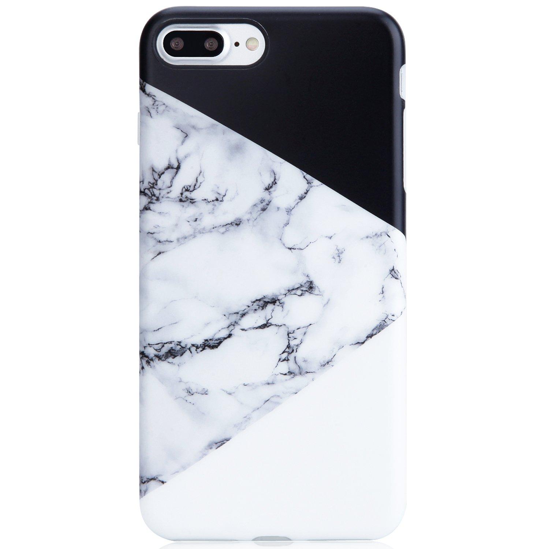 grey marble iphone 8 plus case