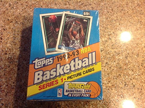 Topps Own the Game 1992-93 NBA Basketball Cards by Topps Company, Inc.