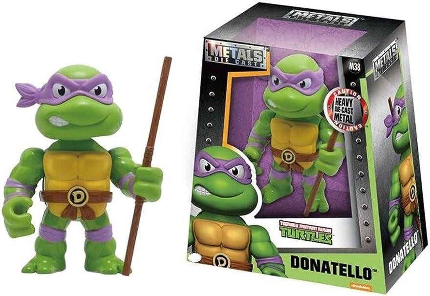 Amazon.com: Teenage Mutant Ninja Turtles Jada metales Die ...
