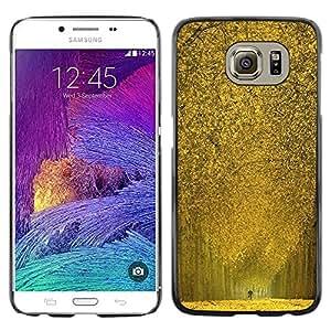 Exotic-Star ( Nature Yellow Alley ) Fundas Cover Cubre Hard Case Cover para Samsung Galaxy S6 / SM-G920 / SM-G920A / SM-G920T / SM-G920F / SM-G920I