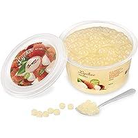 Popping Bobba Originale pour Bubble Tea - 450g - Litchi