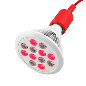 Facial red led light 660 nm pic 131