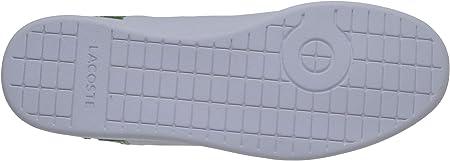 Lacoste Carnaby EVO 120 7 Us SMA, Zapatillas para Hombre