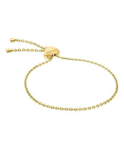 Royaume-Uni dernières tendances large choix de designs Calvin Klein Femme Plaqué or Parures de main - KJ5QJB100100 ...