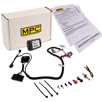 amazon com mpc complete add on remote start kit for 2008 2012 ford rh amazon com