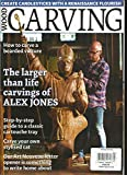 WOOD CARVING,MAGAZINE, MAY/JUNE, 2017 ISSUE # 156 PRINTED IN UK