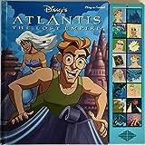 Disney's Atlantis-- the lost empire