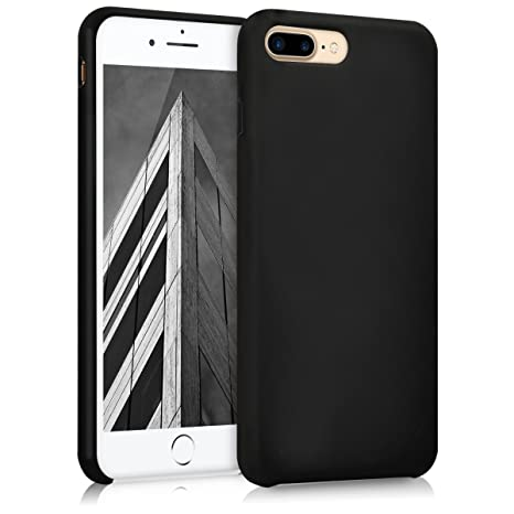3d78dbadd01802 kwmobile Cover compatibile con Apple iPhone 7 Plus / 8 Plus - Custodia in  silicone TPU